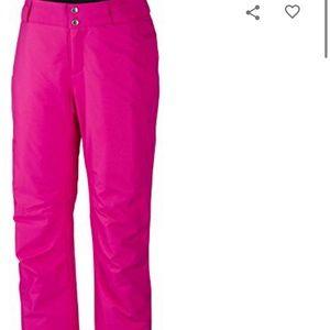 Columbia snowboard or ski pants